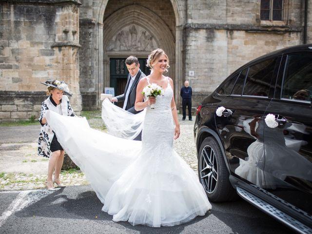 Le mariage de Jérôme et Isabelle à Lodève, Hérault 14