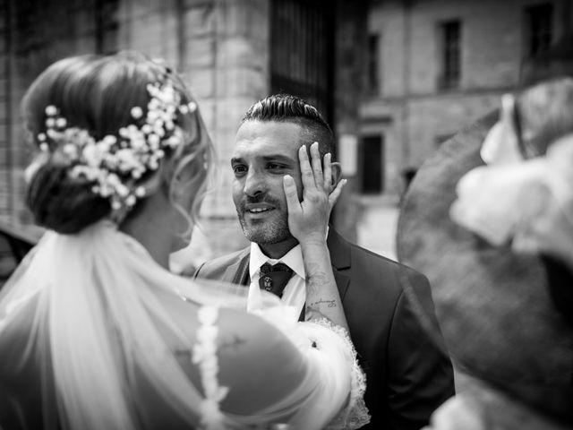 Le mariage de Jérôme et Isabelle à Lodève, Hérault 15