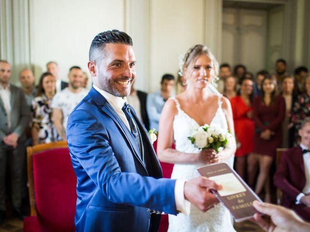 Le mariage de Jérôme et Isabelle à Lodève, Hérault 19