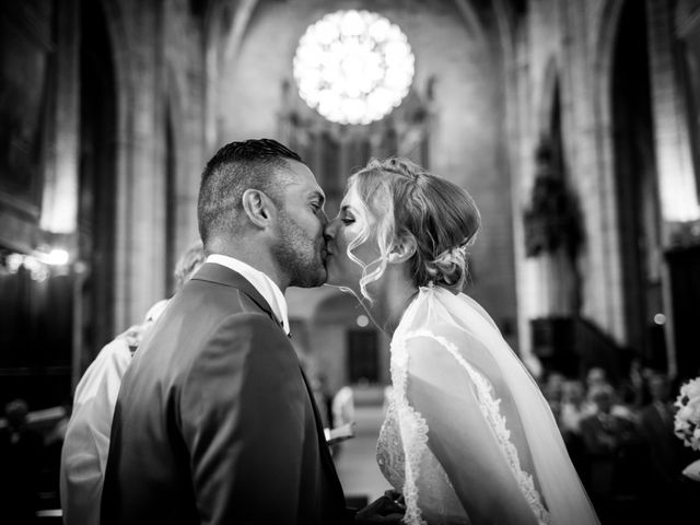 Le mariage de Jérôme et Isabelle à Lodève, Hérault 26