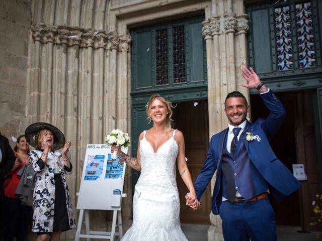 Le mariage de Jérôme et Isabelle à Lodève, Hérault 28