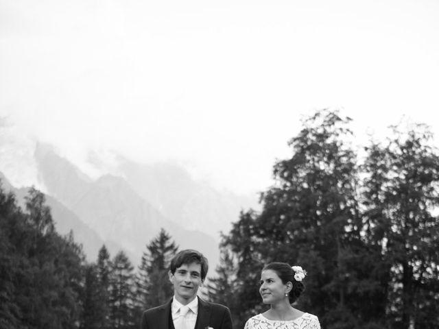 Le mariage de Martin et Sixtine à Chamonix-Mont-Blanc, Haute-Savoie 6