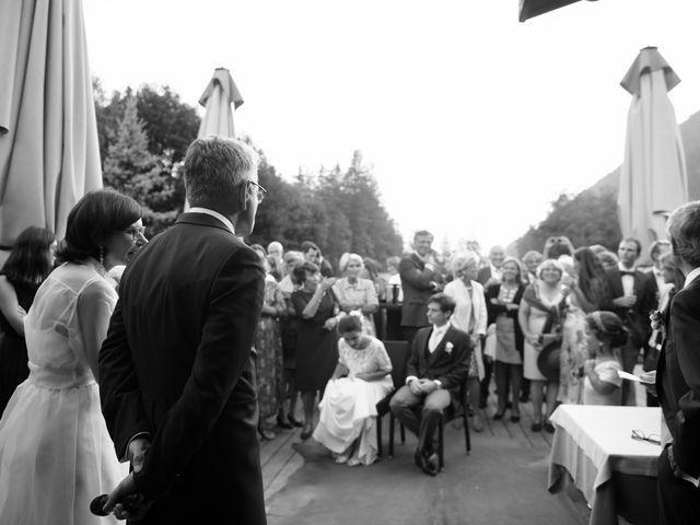 Le mariage de Martin et Sixtine à Chamonix-Mont-Blanc, Haute-Savoie 8