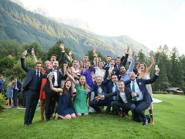 Le mariage de Martin et Sixtine à Chamonix-Mont-Blanc, Haute-Savoie 9