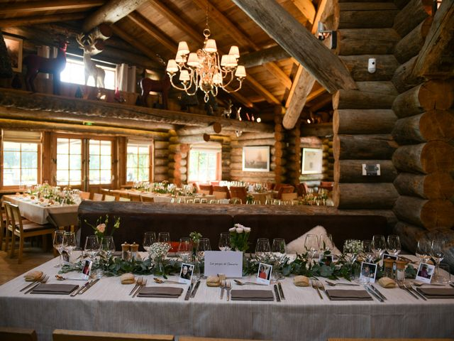 Le mariage de Martin et Sixtine à Chamonix-Mont-Blanc, Haute-Savoie 14