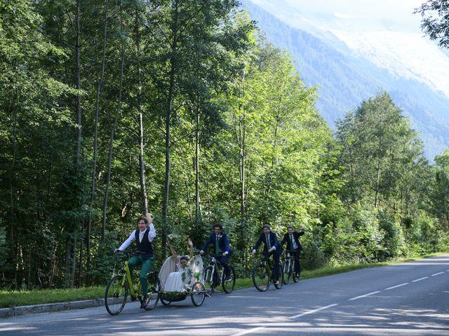 Le mariage de Martin et Sixtine à Chamonix-Mont-Blanc, Haute-Savoie 16