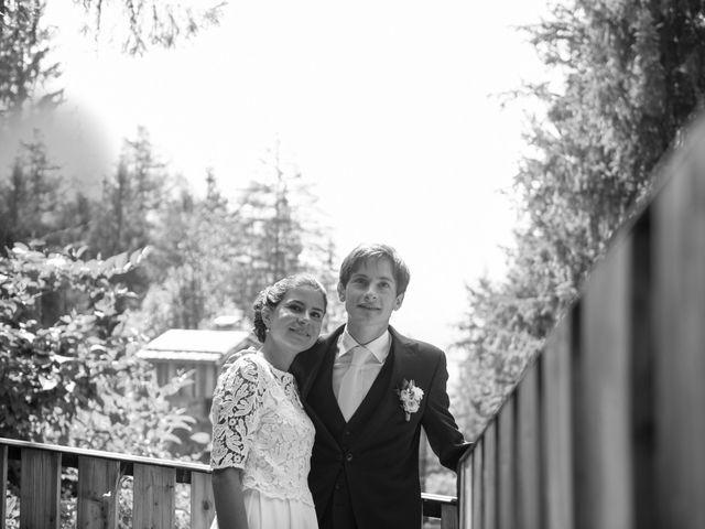 Le mariage de Martin et Sixtine à Chamonix-Mont-Blanc, Haute-Savoie 1