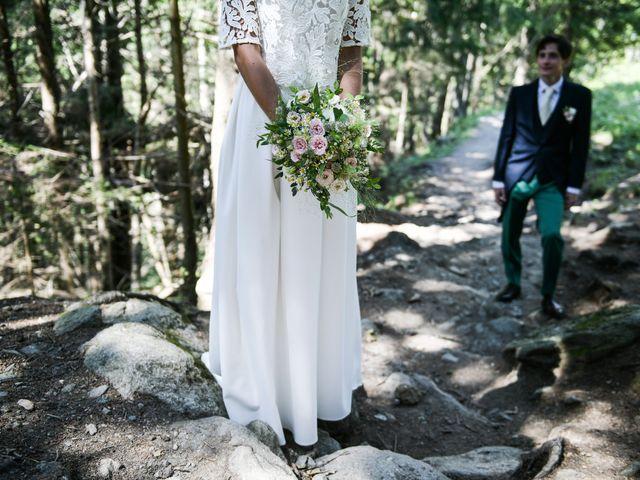 Le mariage de Martin et Sixtine à Chamonix-Mont-Blanc, Haute-Savoie 22