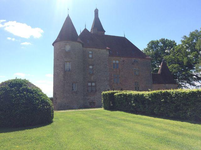 Le mariage de Germain et Clémence à Saint-Pourçain-sur-Besbre, Allier 9