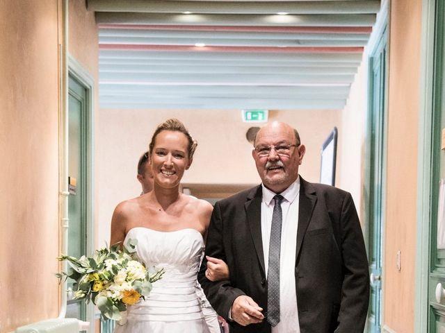 Le mariage de Sébastien et Cathy à Gémenos, Bouches-du-Rhône 15