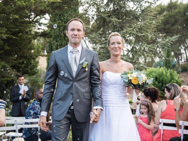 Le mariage de Sébastien et Cathy à Gémenos, Bouches-du-Rhône 43