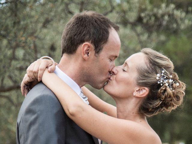 Le mariage de Cathy et Sébastien