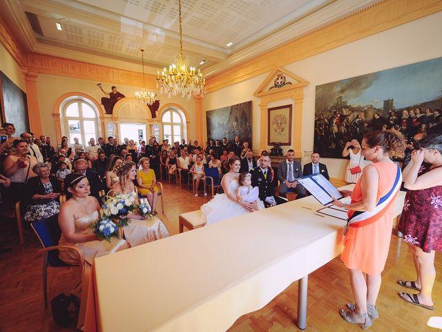 Le mariage de Eric et Carla à Rumilly, Haute-Savoie 1