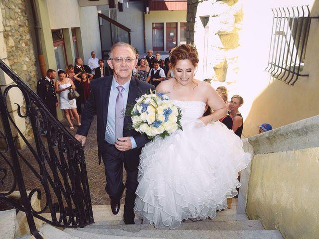 Le mariage de Eric et Carla à Rumilly, Haute-Savoie 4