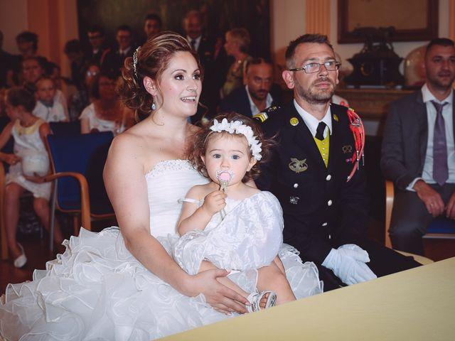 Le mariage de Eric et Carla à Rumilly, Haute-Savoie 6