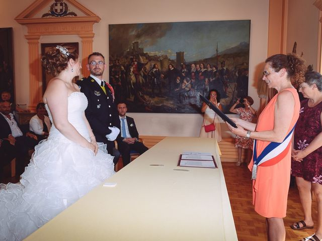 Le mariage de Eric et Carla à Rumilly, Haute-Savoie 7