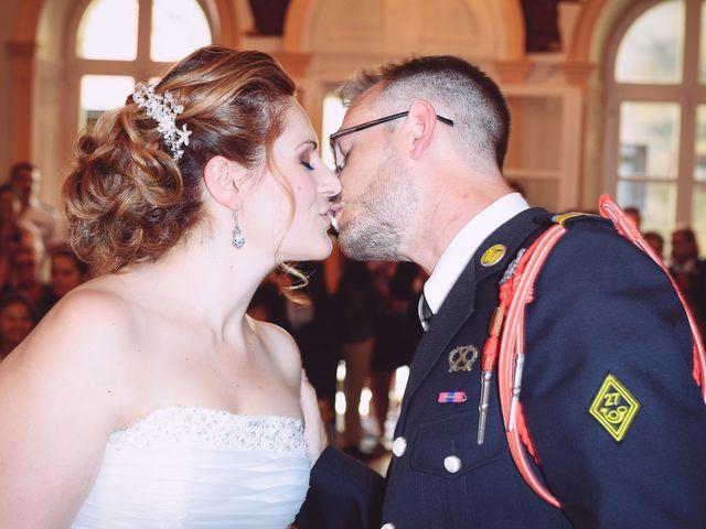 Le mariage de Eric et Carla à Rumilly, Haute-Savoie 8