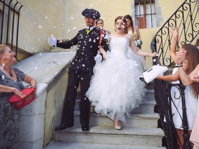 Le mariage de Eric et Carla à Rumilly, Haute-Savoie 11