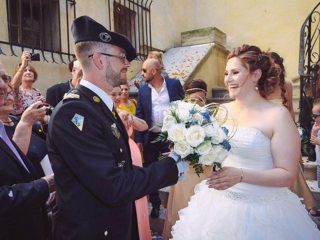 Le mariage de Eric et Carla à Rumilly, Haute-Savoie 12
