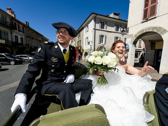 Le mariage de Eric et Carla à Rumilly, Haute-Savoie 14