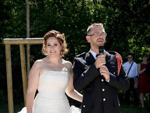 Le mariage de Eric et Carla à Rumilly, Haute-Savoie 18