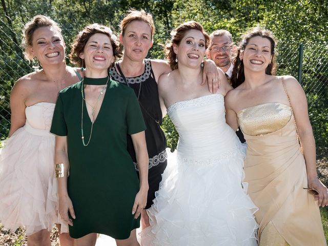 Le mariage de Eric et Carla à Rumilly, Haute-Savoie 20