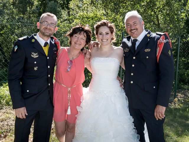 Le mariage de Eric et Carla à Rumilly, Haute-Savoie 21