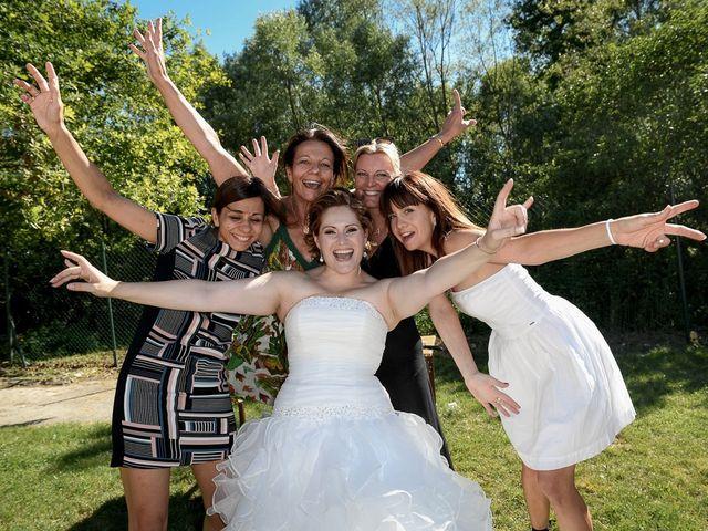 Le mariage de Eric et Carla à Rumilly, Haute-Savoie 24