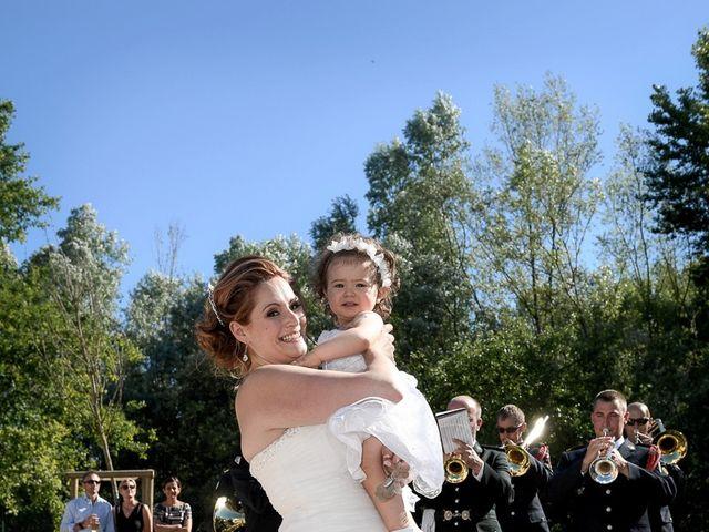 Le mariage de Eric et Carla à Rumilly, Haute-Savoie 25