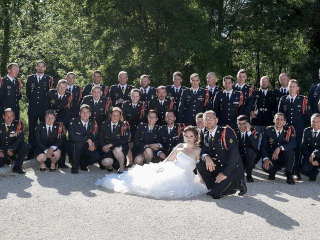 Le mariage de Eric et Carla à Rumilly, Haute-Savoie 26