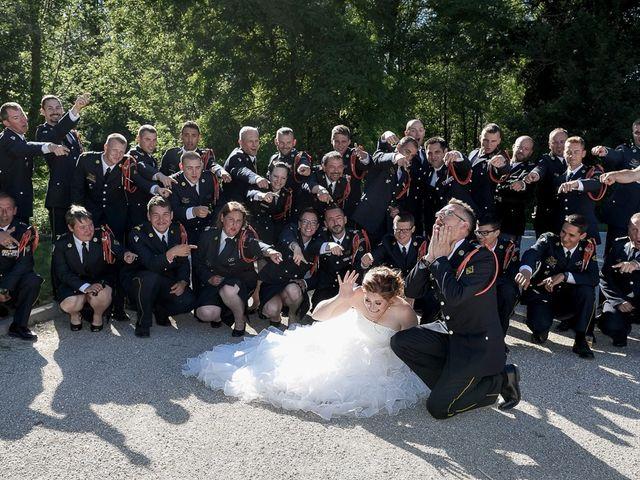 Le mariage de Eric et Carla à Rumilly, Haute-Savoie 27