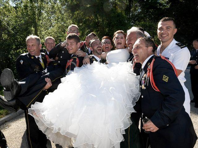 Le mariage de Eric et Carla à Rumilly, Haute-Savoie 28