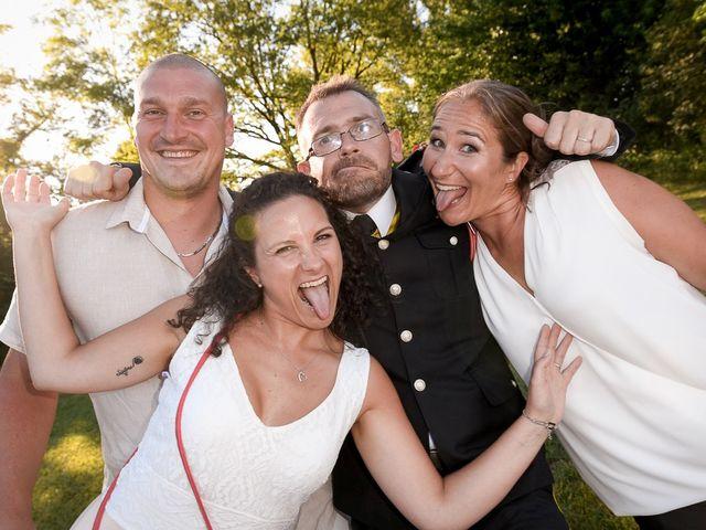 Le mariage de Eric et Carla à Rumilly, Haute-Savoie 34