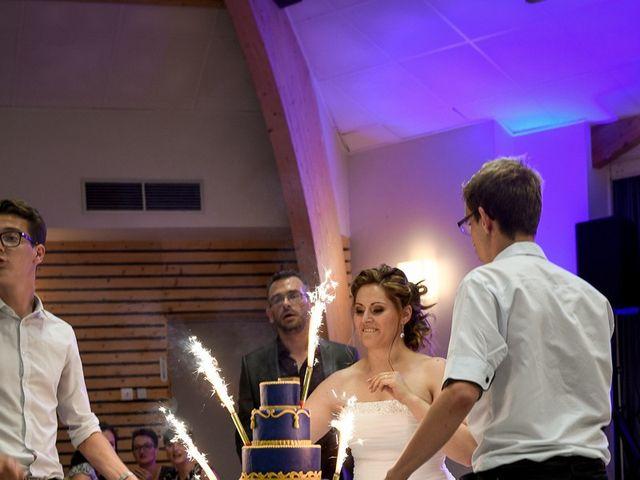 Le mariage de Eric et Carla à Rumilly, Haute-Savoie 45