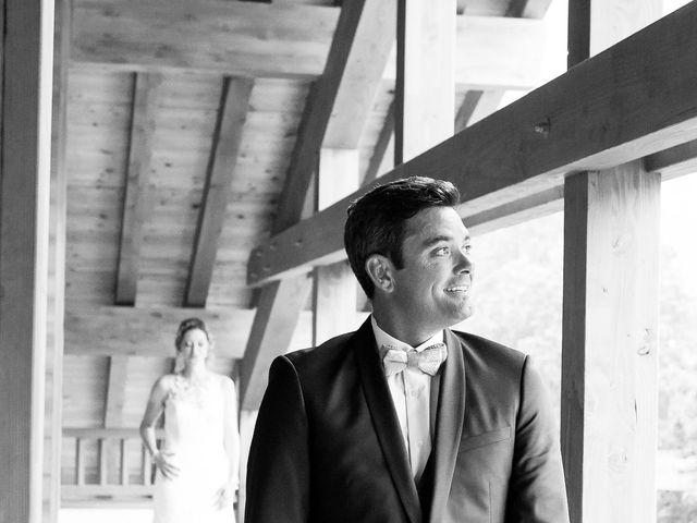 Le mariage de Laurent et Anaïs  à La Clusaz, Haute-Savoie 11