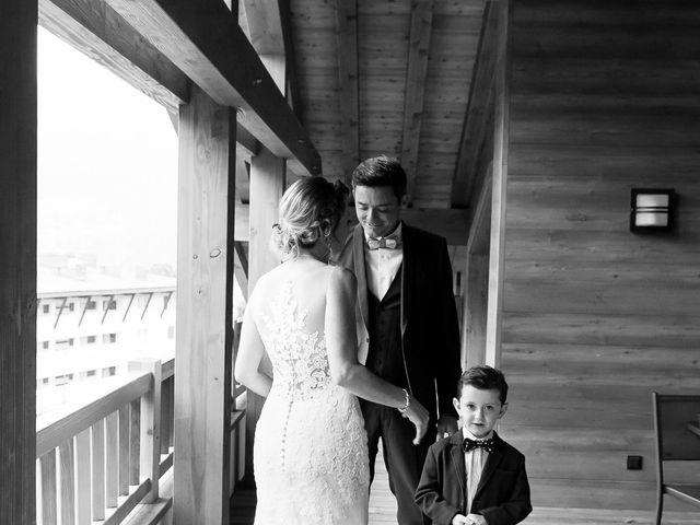 Le mariage de Laurent et Anaïs  à La Clusaz, Haute-Savoie 12