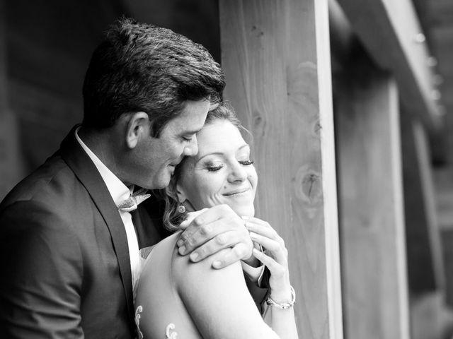 Le mariage de Laurent et Anaïs  à La Clusaz, Haute-Savoie 19