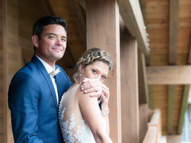 Le mariage de Laurent et Anaïs  à La Clusaz, Haute-Savoie 20