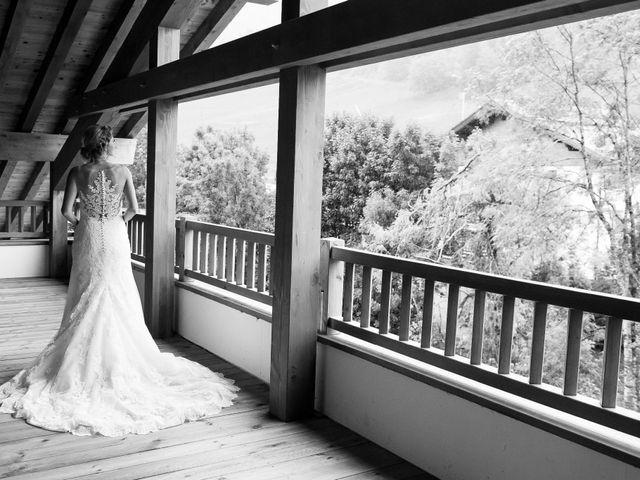 Le mariage de Laurent et Anaïs  à La Clusaz, Haute-Savoie 21