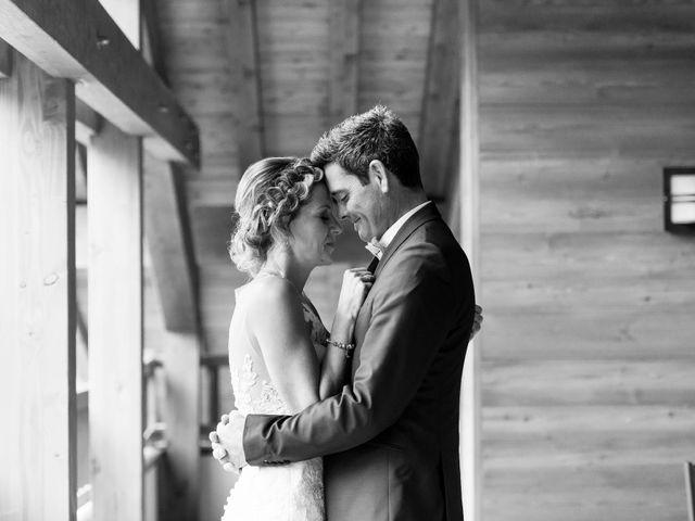Le mariage de Laurent et Anaïs  à La Clusaz, Haute-Savoie 23