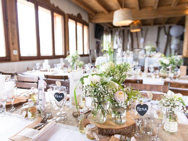Le mariage de Laurent et Anaïs  à La Clusaz, Haute-Savoie 37