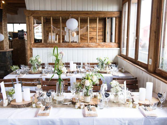 Le mariage de Laurent et Anaïs  à La Clusaz, Haute-Savoie 38