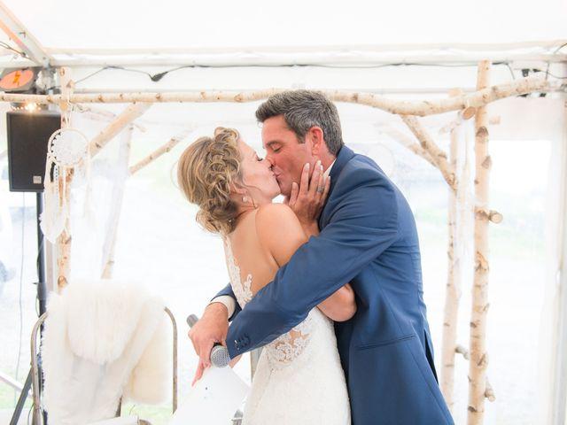 Le mariage de Laurent et Anaïs  à La Clusaz, Haute-Savoie 56