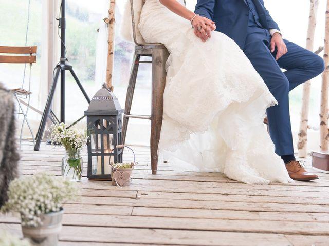 Le mariage de Laurent et Anaïs  à La Clusaz, Haute-Savoie 57