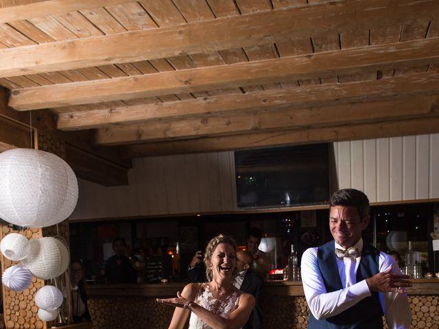 Le mariage de Laurent et Anaïs  à La Clusaz, Haute-Savoie 58