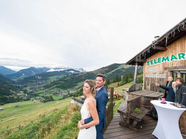 Le mariage de Laurent et Anaïs  à La Clusaz, Haute-Savoie 75