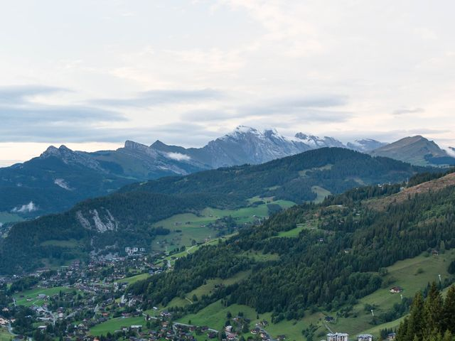 Le mariage de Laurent et Anaïs  à La Clusaz, Haute-Savoie 79