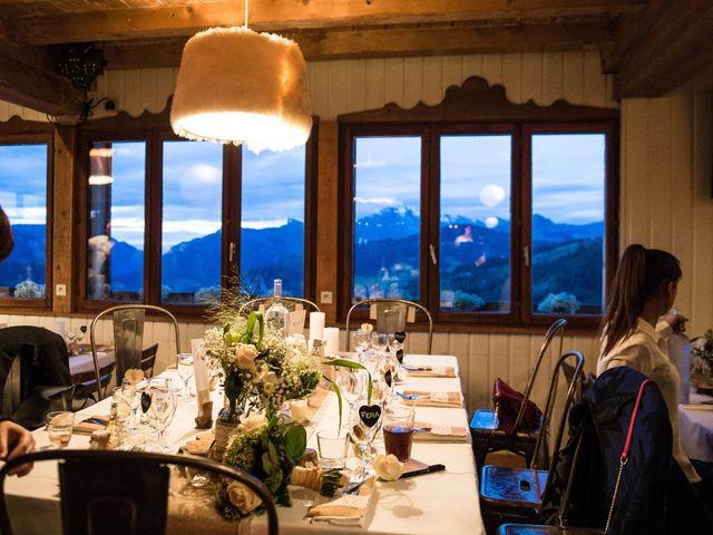 Le mariage de Laurent et Anaïs  à La Clusaz, Haute-Savoie 81