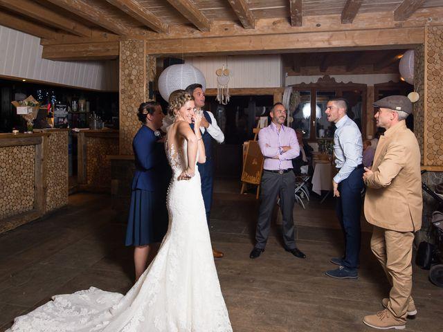 Le mariage de Laurent et Anaïs  à La Clusaz, Haute-Savoie 83