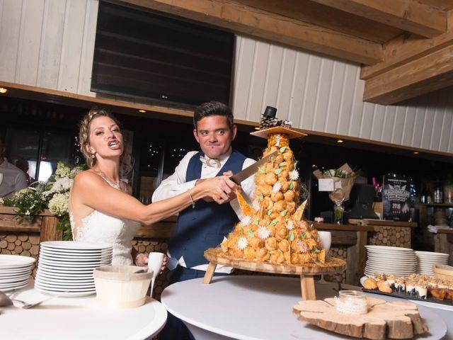 Le mariage de Laurent et Anaïs  à La Clusaz, Haute-Savoie 86